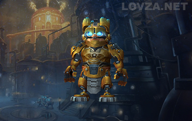 Operation Mechagon Boost - Lovza